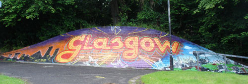 Graffiti Glasgow